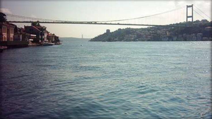 İstanbul Boğazinda Muhteşem Gezi