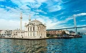 Ortaköy cami gündüz boğaz turu