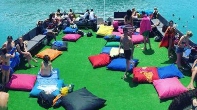 İstanbul Yüzme Turları