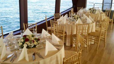 Teknede Şirket Yemeği