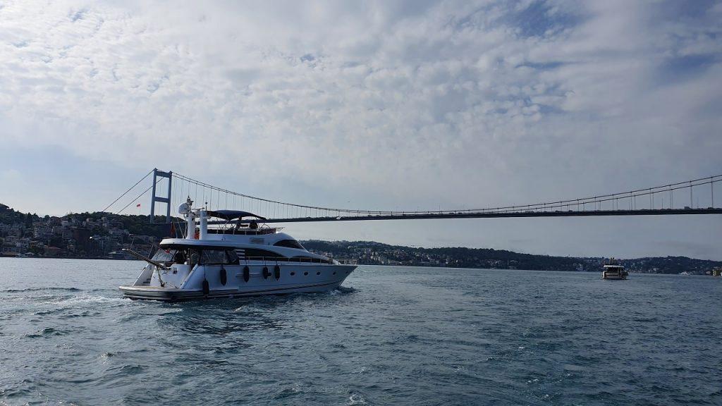 Beşiktaş Yat Kiralama