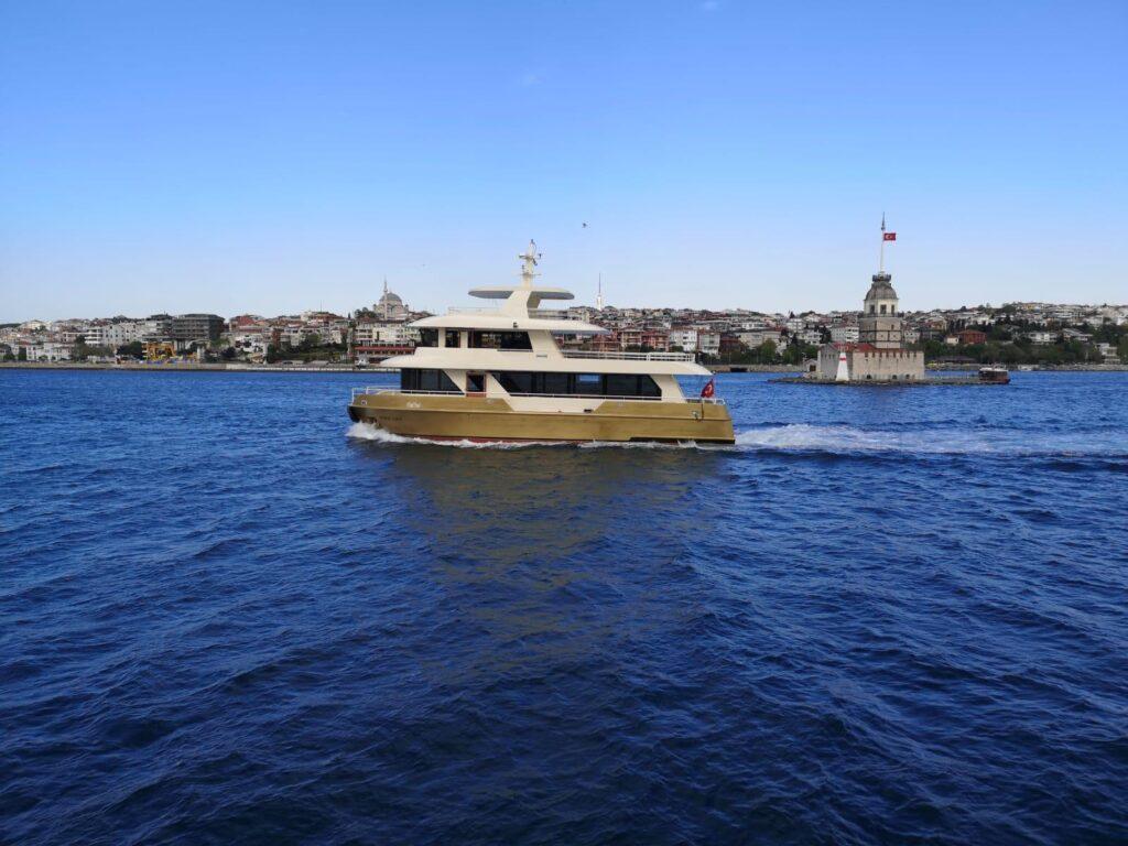 Davet Teknesi 1